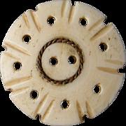 Antique Bone Thread Winder