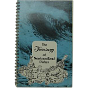 The Treasury of Newfoundland Dishes, a cookbook