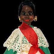 1966 Martinique Doll in Carnival Costume