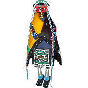 SALE Large Unusual Hopi Kachina Dancer Figure 1978