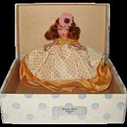 Nancy Ann Storybook Bisque Storybook Doll in Original Box - Seasons, Autumn