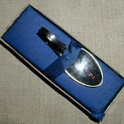 Stratford Silverplate Baby Feeding Spoon - Original Box