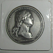 SALE Washington Before Boston Bicentennial Medal