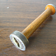 Wood Sewing Bobbin