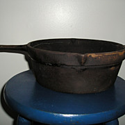 SALE Cast Iron Pan