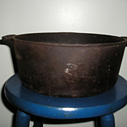 SALE Cast Iron Pot
