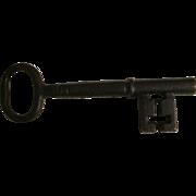 SALE PENDING Cast Iron Skeleton Key