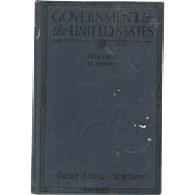 History Book-Government in the United States
