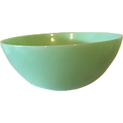 Jadite Glass Kitchen Bowl