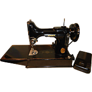 SOLD Singer Featherweight 221