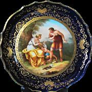Angelica Kauffmann Decorative Plate