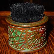 Tiffany Studio's pen wipe Pine Needle pattern
