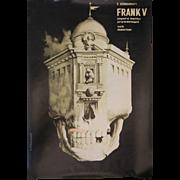 Original Vintage Poland Warshaw Opera Scull Poster Poland