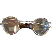 Vintage Optometrist Curved Testing Eyeglasses LensesTM300