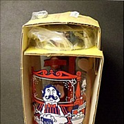 SOLD Vintage Barware - Hazelware~Hazel Atlas 32 oz. Cocktail Shaker NIB~NRFB