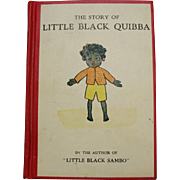 Helen Bannerman The Story of Little Black Quibba