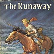 1958 'The Runaway' Collector's DJ, Illustrations, Adventure, Vintage