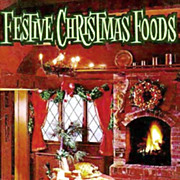 SOLD 1963 'Festive Christmas Foods' Cookbook, 1st Ed, SCARCE  - Illustrated, International Rec