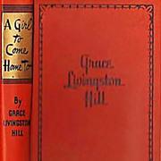 1945 'A Girl to Come Home To' War, RARE First Edition, Espionage, Inspirational Romance, Ficti