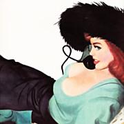 SALE November 1950 Esquire Magazine 'Al Moore' Pin-Up Girl- Carol Channing, Ray Bradbury, Rode