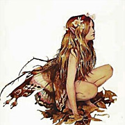 SOLD RARE Alan Lee, Brian Froud 1978 'Faeries' Art, 1st Ed, 1st Print, DJ, Fantasy, Paintings,
