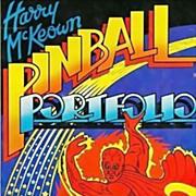 SOLD 1976 'Pinball Portfolio'  1st Ed, DJ, Photographs, Entertainment, Video Games, Advertisin