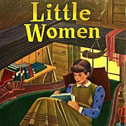 SOLD 1951 'Little Women' Louisa May Alcott, 1st Ed, DJ, SARI Illustrations, Vintage