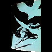 1967 Alfred Hitchcock's 'Spellbinders in Suspense' 1st Ed, DJ, Mystery, Suspense, Horror, The
