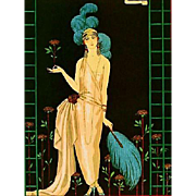SALE RARE 'The Brilliance of Art Deco' Julian Robinson, DJ, 1st Ed, Fashion Designers, Paintin