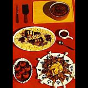 'Luigi Carnacina' Great Italian Cooking, Gastronomy, La Grande Cucina Internazionale, Master .