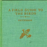 SOLD 1961 National Audubon Society 'Field Guide to the Birds' Peterson - Vintage