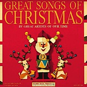 SOLD 1960's Goodyear Collector's Album – Great Songs Of Christmas – Barbara Streisand /