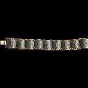 SALE Rancho Alegre Bracelet Taxco Silver