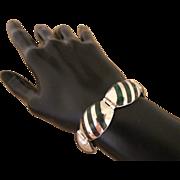 Ledesma Silver Taxco Bracelet Vintage 1960s