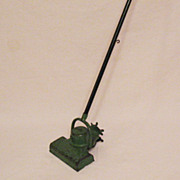 SALE Vintage Kenmore  Metal Kids Toy Sweeper 1920-30s Vintage Condition