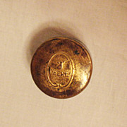 SALE Extremely Rare Vintage John Deere Copper Tin for Rouge Polishing Compound Early 1900s ...