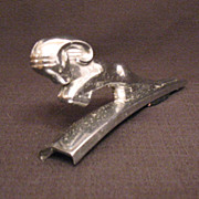 SOLD 20% OFF Very Hard to Find 1938-40 Dodge Pickup Truck Chrome Ram Hood Ornament Very Good V
