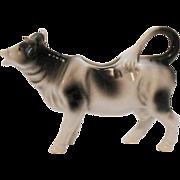SOLD Vintage Gerold Porzellan Figural Porcelain Cow Creamer 1949-89 Excellent Condition