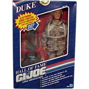 SOLD Vintage Duke: Hall of Fame G.I. Joe 1991 Toy Unopened Excellent Condition