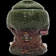 SOLD Vintage McCoy Keebler Cookie Jar 1980s Excellent Condition