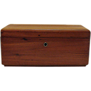 SALE Vintage Lane Cedar Chest Salesman Sample 1940-50s Very Good Condition