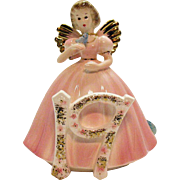 Vintage Josep Original Figurine 19th Year Birthday Girl 1989 Very Good Condition