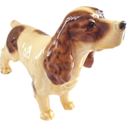 Mortens Studio Springer Spaniel Dog Figurine
