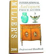 Miller's International Antiques Price Guide Professional Handbook 2000