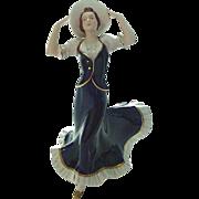 Mint Condition Royal Dux Sassy Lady