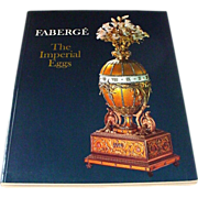 SALE Faberge Imperial Eggs Book from San Diego Exhibition