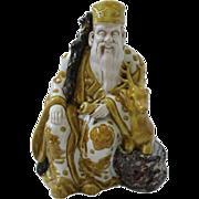 """11"""" Asian Figure of Elder"""