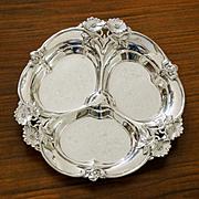 Circa 1900 Black Starr & Frost Art Nouveau Sterling Silver Bowl