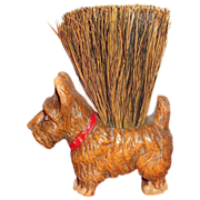 SALE Syroco Scottie Dog Clothes Brush