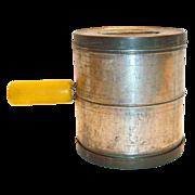 SALE Vintage Multiple Flour Sifter